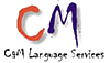 logo Súkromná jazyková škola CM